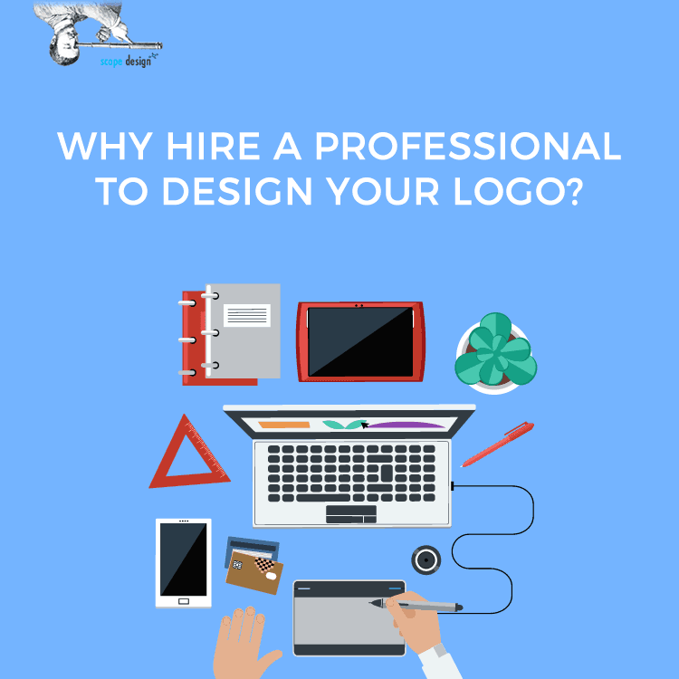 Why Hire Professional Logo Designer Feature