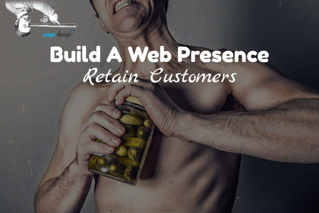 Small Business Build Web Presence