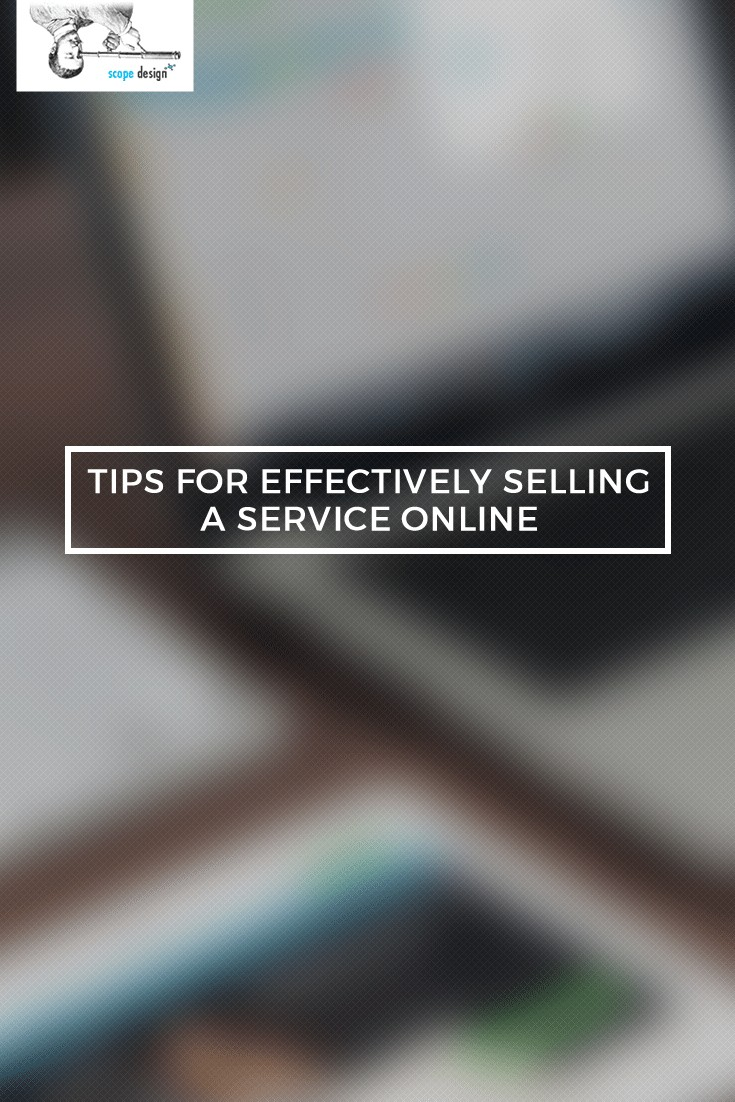 TipsEffectivelySellingServiceOnlinePin