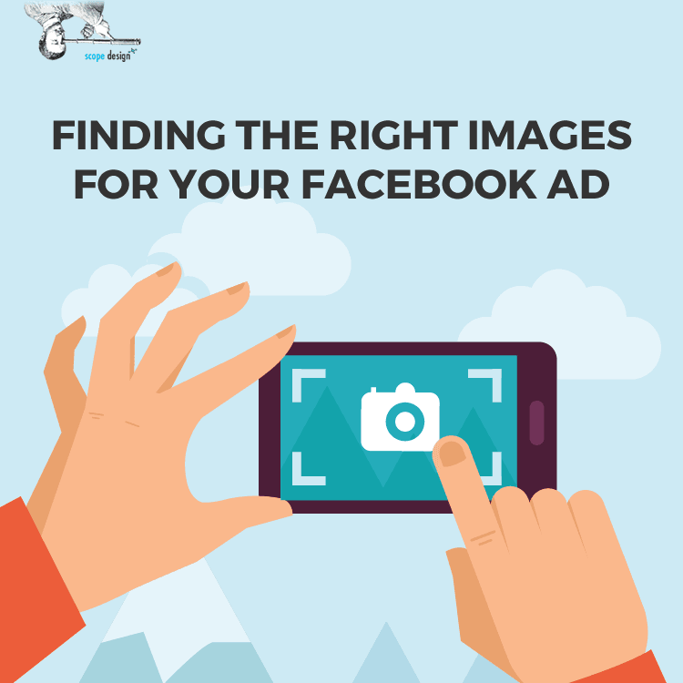 Finding Image Facebook Ad Feature