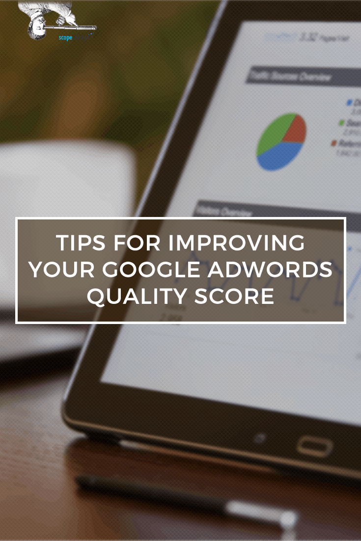Tips Google AdWords Quality Score Pin