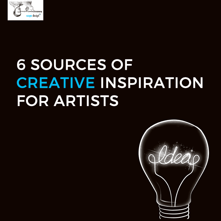 Creative Inspiration for Artists Feature