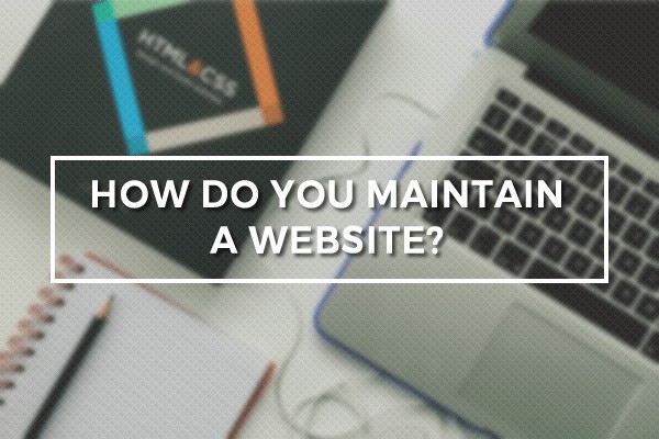 How Maintain Website Post