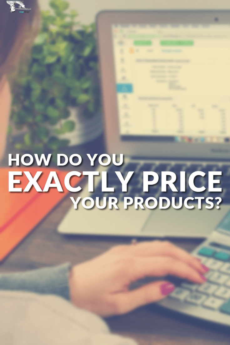 How To Exactly Price Product Pin
