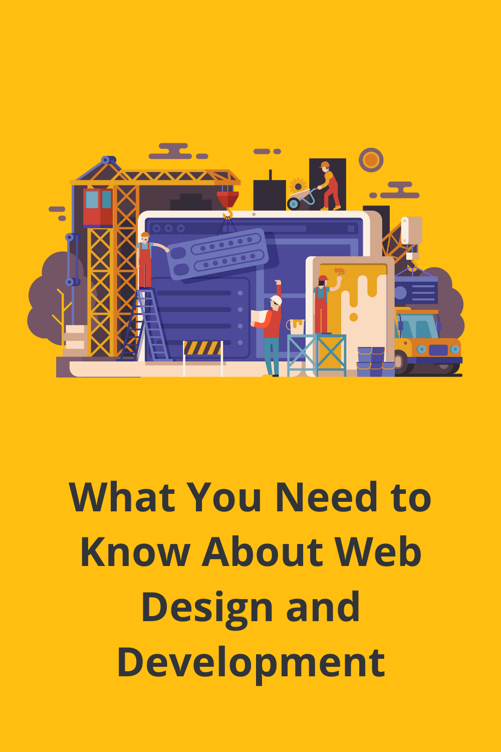 web design and development,what is web design and development