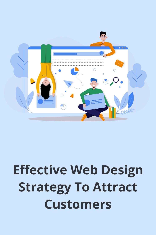 web design strategy,effective web design strategy