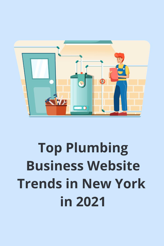plumbing,plumber,website,trends,website trends,plumber website,plumbing website